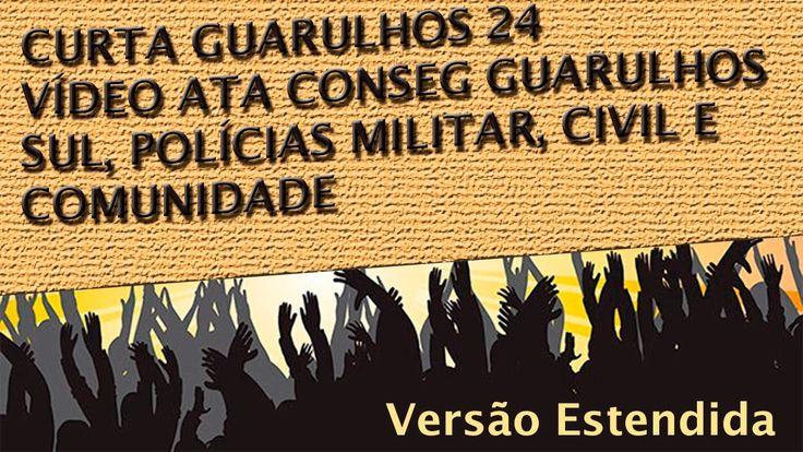 Vídeo Ata da reunião do CONSEG-Sul versão estendida.   Por Marcelo Xavier Guanais da MX Imagem e Movimento Criador de Conteúdo para Youtube.  Acessem meus blog's http://ift.tt/1p151tn http://ift.tt/1WWsTbU http://ift.tt/1p150W8 http://ift.tt/1WWsS7V http://ift.tt/1p150Wa