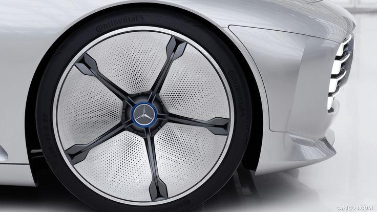 2015 Mercedes-Benz Concept IAA Wallpaper
