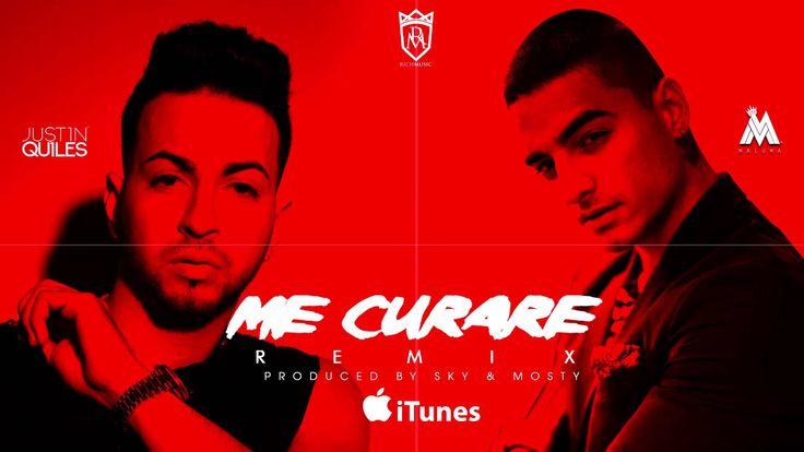 """Me Curare"" Performed by: Justin Quiles Ft Maluma Video Produced by: Cinema Entertainment Purchase on iTune: https://itunes.apple.com/us/album/me-curare-remi..."