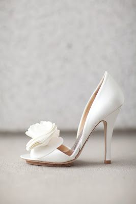 My Wedding Shoes | Badgley Mischka    Alexis Hill Brugman | They Call Me Smudge