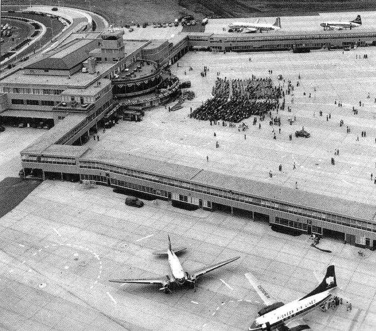 715 Best Images About Airports... As They Once Were... On