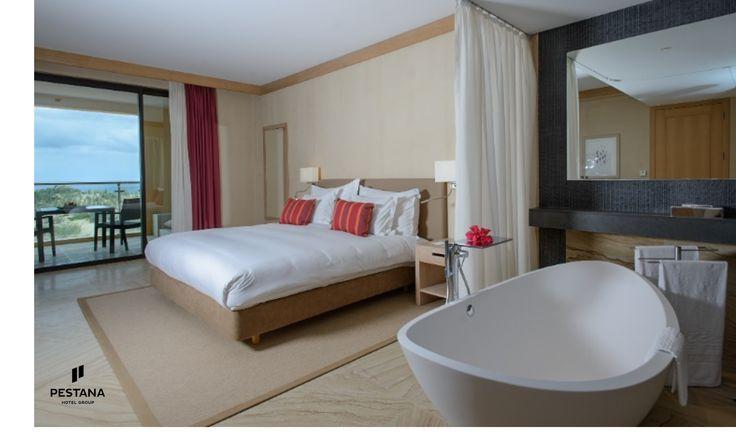 Relaxed Bedroom | Pestana Colombos | Hotel | Porto Santo | Madeira Island | Bedroom Design