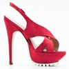 360 degree rotating product images - women shoes - elle