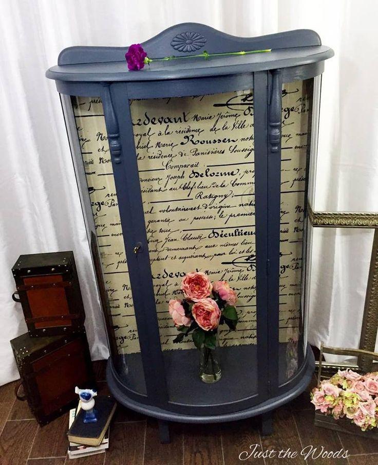 Grandma's Curio Cabinet
