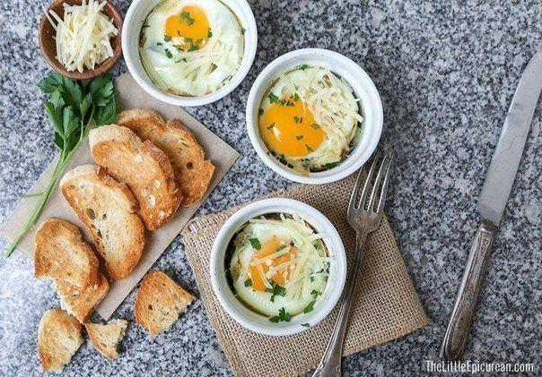 Семь идей быстрого завтрака из яиц|СвежачОк ☺