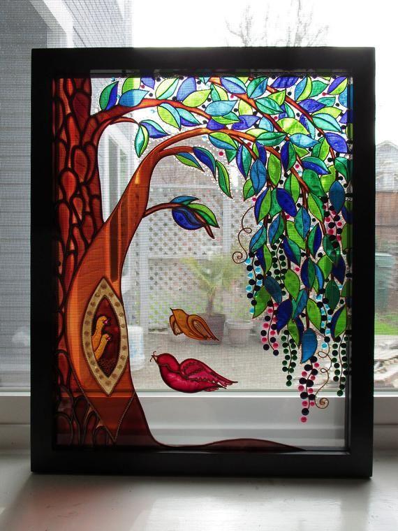 Art D Arbre De Famille Peinture De Mur Décor De Mur Arbre De
