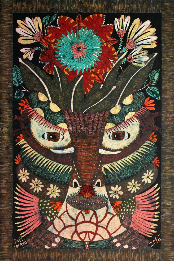 Color art nantes - Galerie Perrine Humeau Art Brut Singulier Et Contemporain Nantes Jo L Lorand