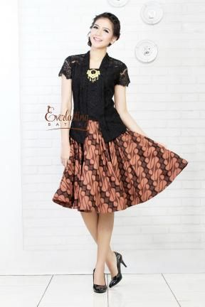 CA.10551 Zabrina Black Lace Top -S -M -L -XL -XXL -XXXL