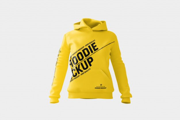 Download Women Hoodie Mock Up Hoodies Womens Hoodies Women