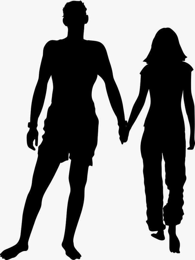 Sweetheart Sketch Love Love Png Sweetheart Human Silhouette