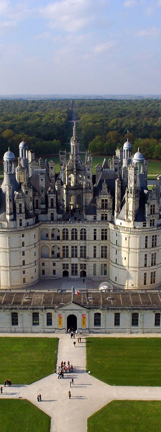 Château de Chambord -Loire Valley | France
