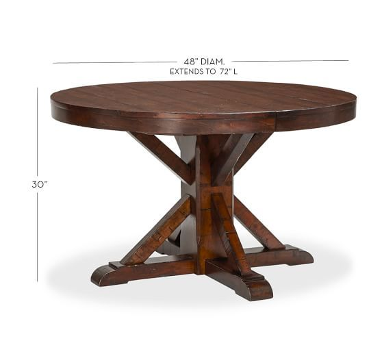 Shop Benchwright Rustic X Base 48 Inch Round Dining Table: 15 Best Images About Colour Blocking & Schemes On Pinterest