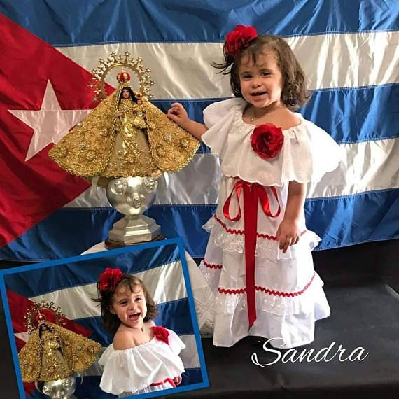 Check out this item in my Etsy shop https://www.etsy.com/listing/540900858/traje-tipico-cuba-spanish-heritage