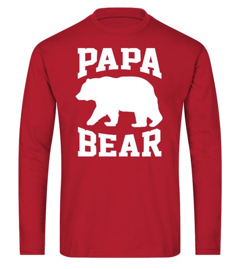 Papa Bear The Legends | Teezily | Buy, Create & Sell T-shirts to turn your ideas into reality