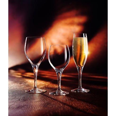 Chef & Sommelier Sensation Exalt Effervescent Champagne Flute 190ml 6.25oz | Pack of 6