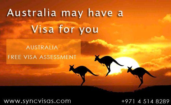 Australia may have a Visa for you - Sync Visas
