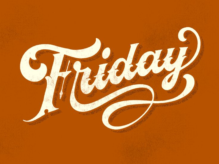 Friday by Ilham Herry