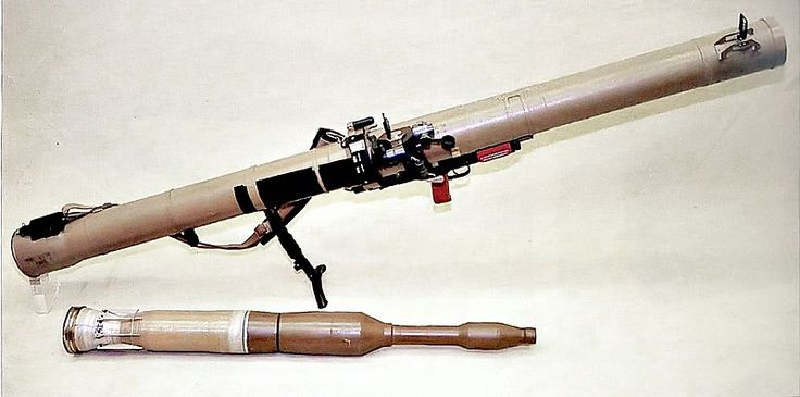 RPG-29 The only hand held RPG to ever penetrate the hull of and M-1 Abrams.