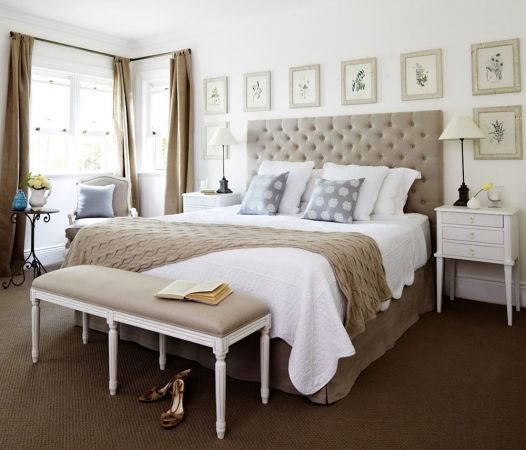 67 best hamptons Bedrooms images on Pinterest Master bedrooms