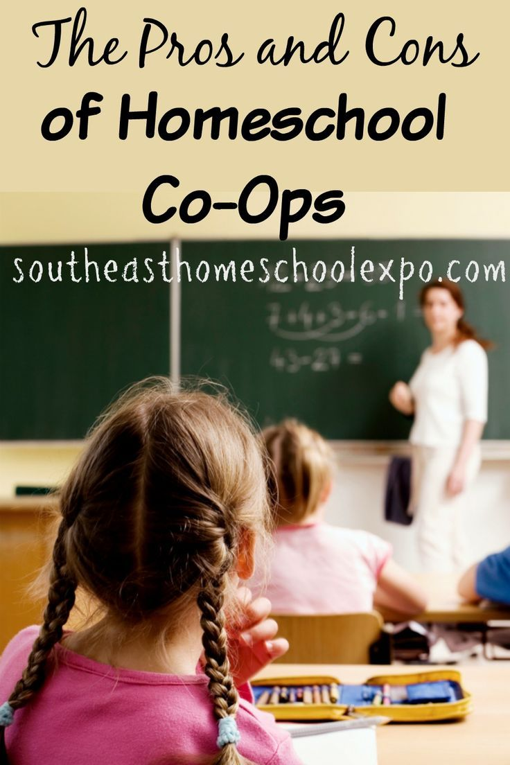 Homeschool Co-ops can be a great thing or they can be overwhelming. Let's take a look at the pros and cons of homeschool co-ops
