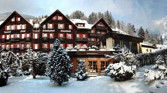 Romantik Hotel Schweizerhof, Grindelwald - stay here