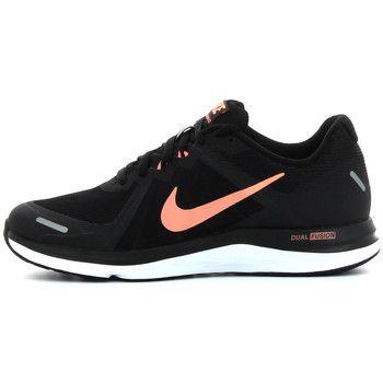 Chaussures-de-running Nike Dual Fusion X2 Black 350x350