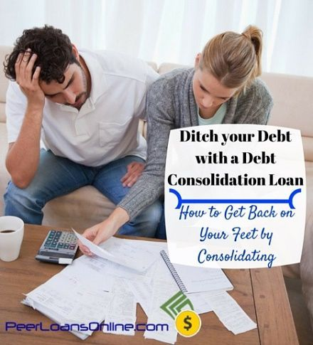 How to consolidate all your bills and make just one loan payment. Master debt payoff with debt consolidation loans to save thousands.