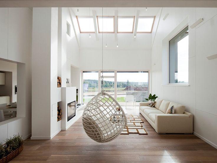 55 best Wohnzimmer images on Pinterest Bright lights, Kitchen - das moderne wohnzimmer mit tageslicht