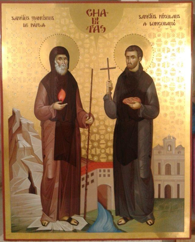 San Francesco di Paolae San Nicola Da Longobardi