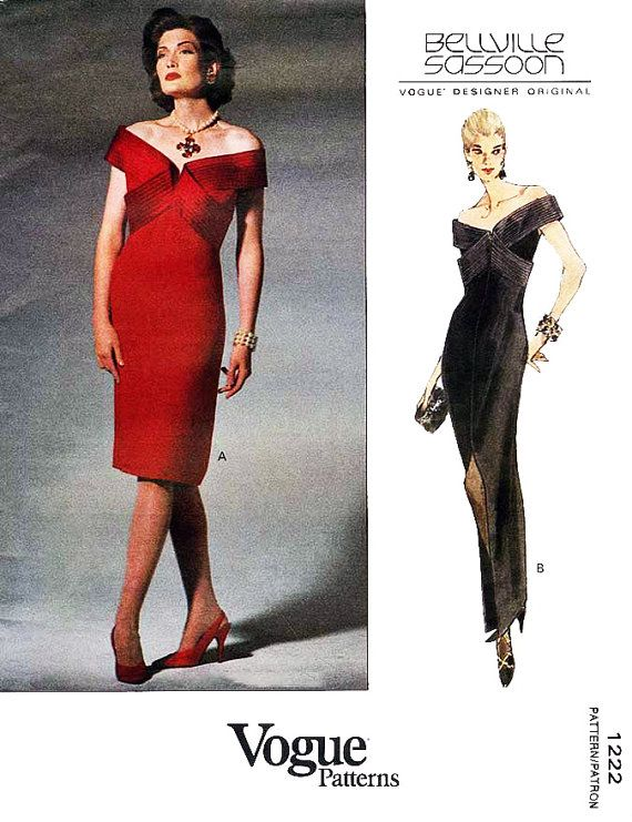 1000  ideas about Evening Dress Patterns on Pinterest  Vintage ...