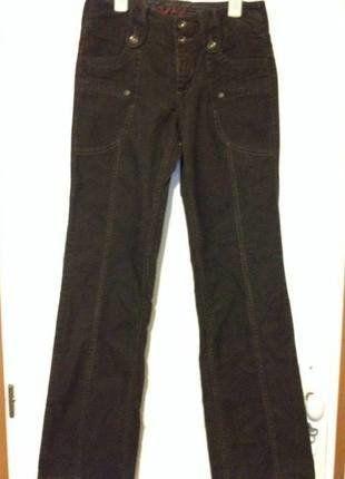 À vendre sur #vintedfrance ! http://www.vinted.fr/mode-femmes/autres-pantalons/26588511-pantalon-droit-velours-cotele-marron-mexx