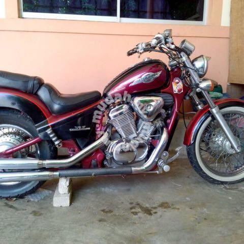 1997 Honda Shadow - Motorcycles for sale in Balok, Pahang