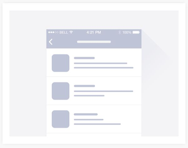 Mobile Interaction Design on Behance