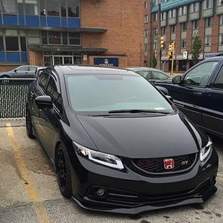 Nice Honda 2017: Honda Civic Si More...  Bil Check more at http://carsboard.pro/2017/2017/01/07/honda-2017-honda-civic-si-more-bil/