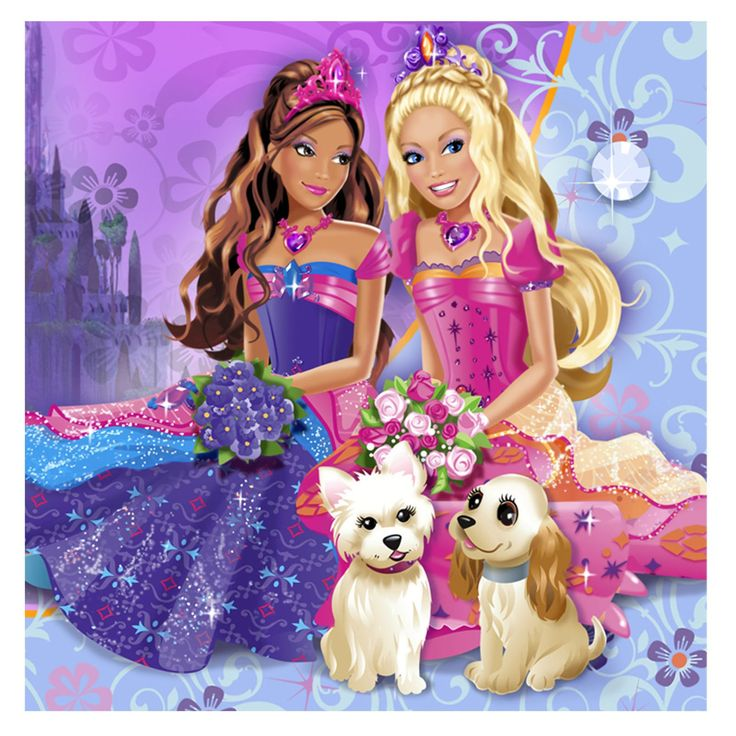 Barbie Cartoon Cartoon Barbie Wallpaper Barbie