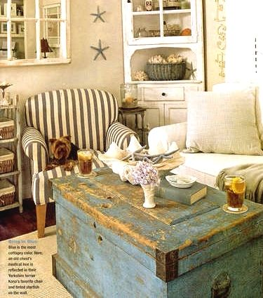 distressed trunk coffee table for the home pinterest. Black Bedroom Furniture Sets. Home Design Ideas