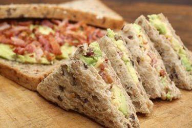 Avocado sandwiches – Recipes – Bite