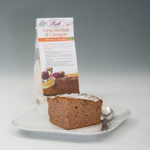 Torta di Castagne Rulfi – Rulfi Cake