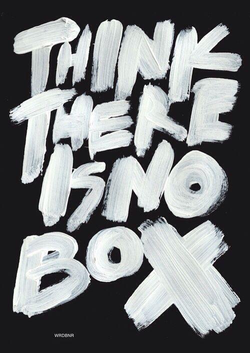 No box.