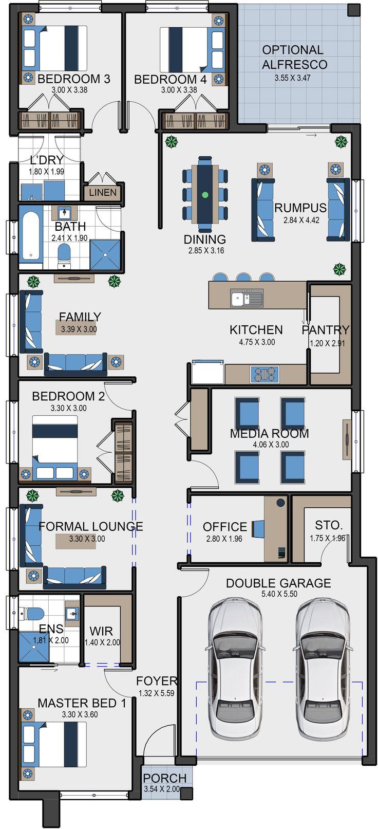3 Bedroom 2 Bath Ranch Floor Plan Prime New in House Designerraleigh kitchen
