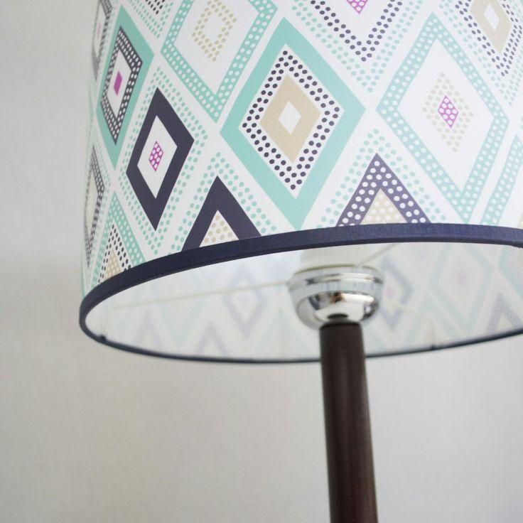 Lampa stojąca, stołowa Ozdoba/Ornament standing lamp #fotolampy