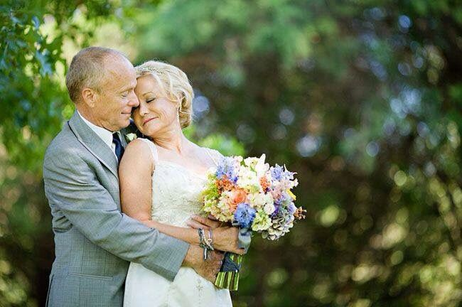 12 best weddings for older couples images on Pinterest | Mariage ...