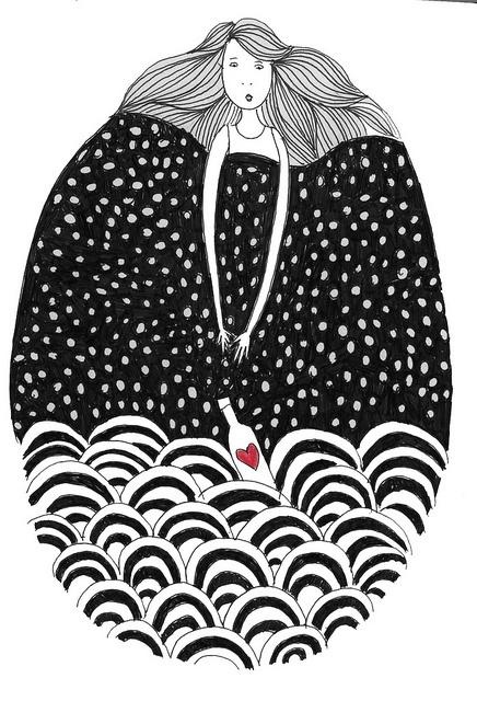 Mimi illustration #art #illustration #graphic