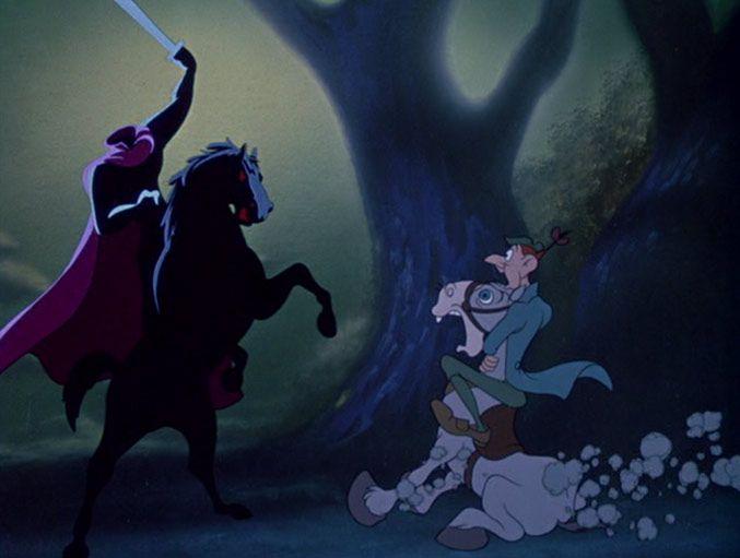 Remember The Legend of Sleepy Hollow? - Disney Blogs