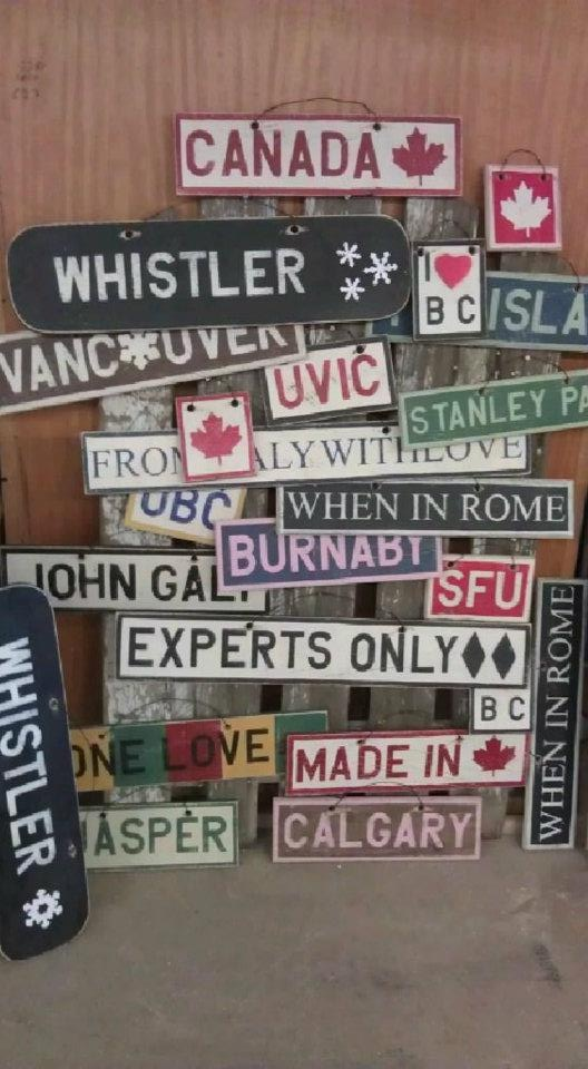 brandy melville signs in Vancouver <3 proud Canadian <3  Brandy Melville <3