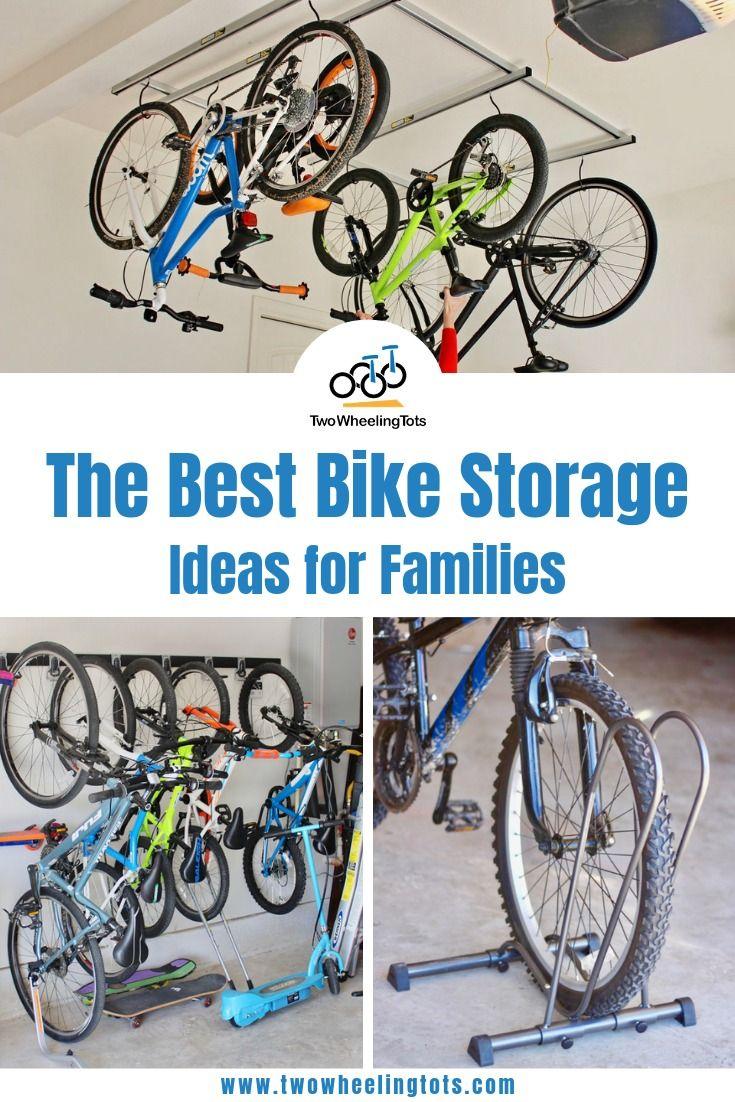 40 Clever Bike Storage Ideas Bike Storage Bike Storage