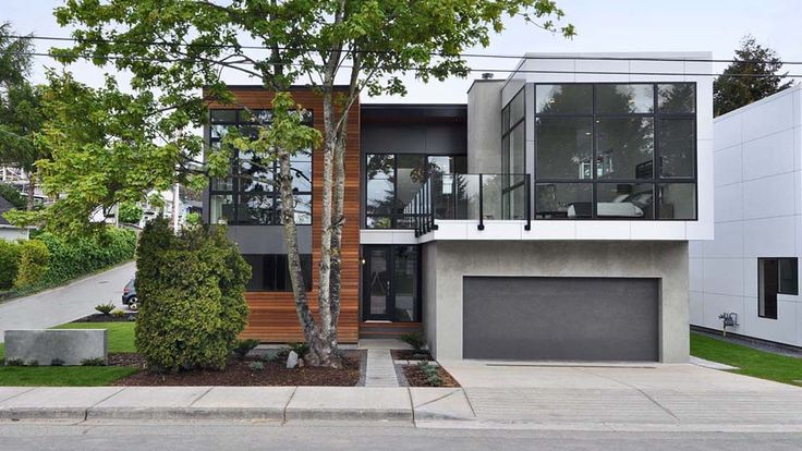 Green Prefab Home In White Rock Canada Thats My House