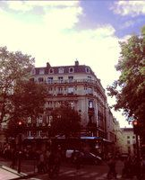 Paris-Shots Tumblr http://paris-shots.tumblr.com/post/99311511078/boulevard-saint-michel-paris Paris-Shots Deviantart http://paris-shots.deviantart.com/art/Paris-Boulevard-Saint-Michel-488208275