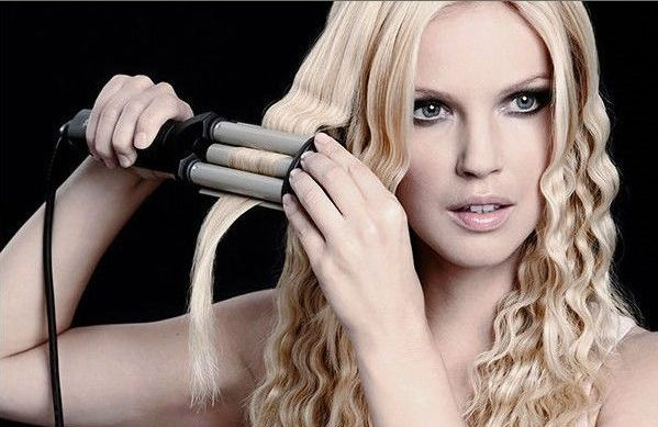 Kemei Συσκευή για κυματιστά μαλλιά :: stancos store