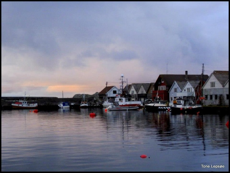 Ferkingstad harbour, Karmøy, Norway. Tone Lepsoes pictures.